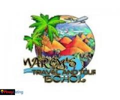 MARCYS TRAVEL AND TOURS