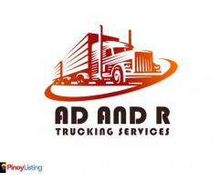 AD and R Trucking Services