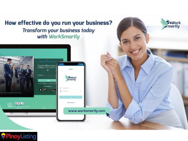 WorkSmartly Digital / HRIS and Payroll System