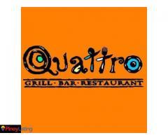 Quattro Bar, Grill & Restaurant
