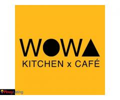 WOWA KITCHEN x CAFÉ