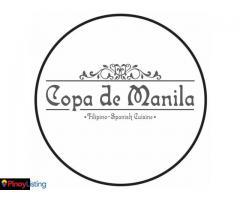 Copa De Manila - Filipino & Spanish Cuisine