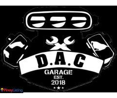 DAC GARAGE