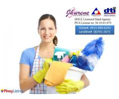 Jhurene Maid Agency