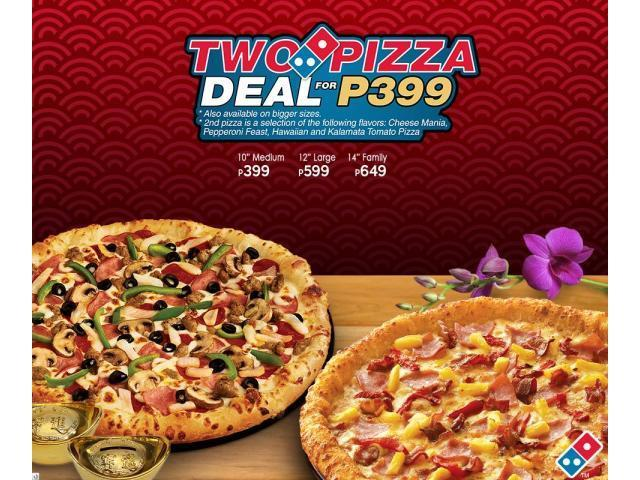 Domino S Pizza Philippines Manila City Pinoy Listing Philippines Business Directory