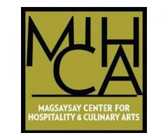 Magsaysay Institute of Hospitality and Culinary Arts (MIHCA)