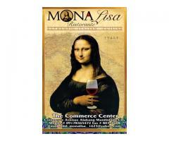 Mona Lisa Ristorante, Philippines