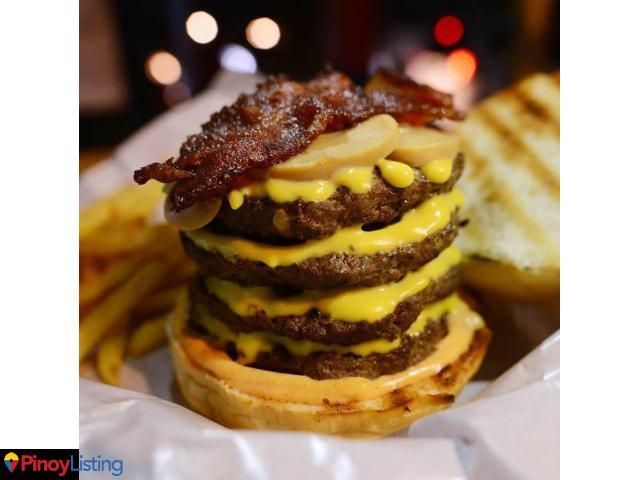 BurgerGram Burgers and Fries