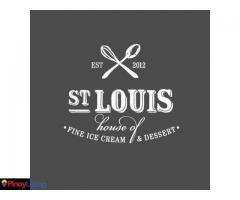 St. Louis House of Fine Ice Cream & Desserts, High Street