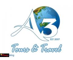 A3 Tours & Travel Inc