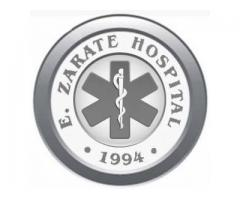 E Zarate Hospital Official