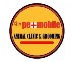 The PET Mobile Animal Clinic and Grooming Center