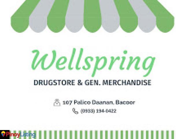 Wellspring Drugstore Bacoor