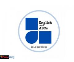 English and ABCs