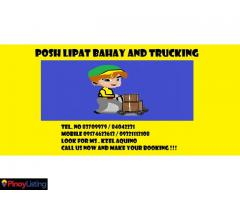 POSH LIPAT BAHAY AND TRUCKING SERVICE'S