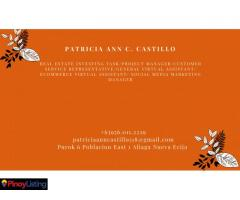 Virtual Services by Patricia Ann Castillo