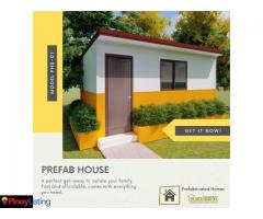 Prefabricated Housein the Philippins (Model PHS-01)