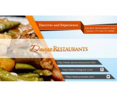 Davao Restaurants Info