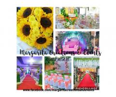 Margarita Creations and Events