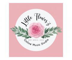 Little Flower's Online Music Studio
