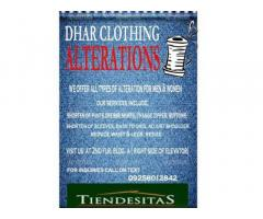 DHAR Clothing Alteration