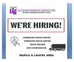 All Counts Transport Services Corporation