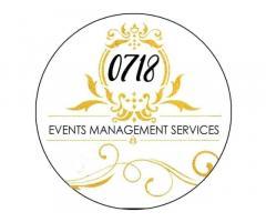 0718 Events Management Services