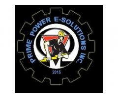 Prime Power E-Solutions Review and Training Center
