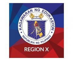 DepEd Tayo Region X - Northern Mindanao