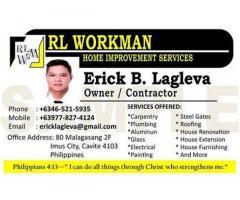 RL Workman Home Improvement