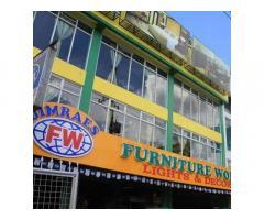 Jimraes Furniture WORLD Manggahan gentri