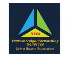 TFPex Freight Forwarding Services Q.C Branch