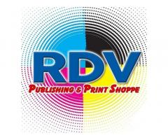 RDV Publishing and Print Shoppe