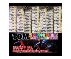 Tom'z Motor Works