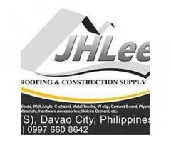 JHLee Roofing and Construction Supply