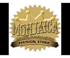 Monjaica Kpop Products & Gen. Merch