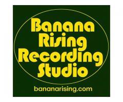 Banana Rising Recording Studio