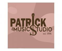 Patrick The Music Studio