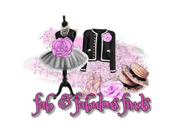 Fab & Fabulous Finds