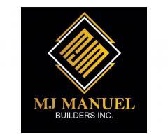 MJ Manuel Builders Inc.