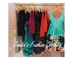 Jenife's Fashion Clothing