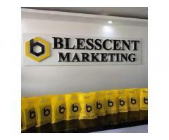 Blesscent Marketing