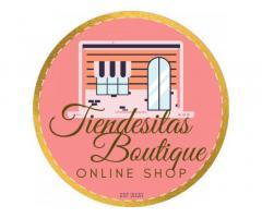 Tiendesitas Boutique Online Shop