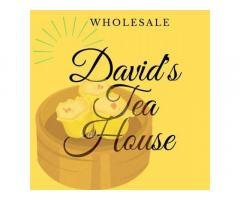 Wholesale David's Tea house