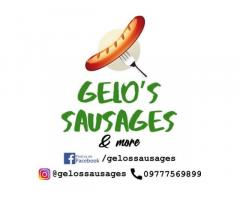 Gelo's Sausages