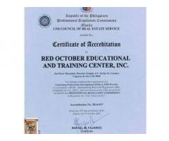 Red October Educational And Training Center, Inc.