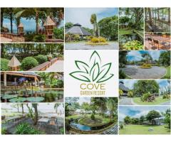 Cove Garden Resort Banquets and Events
