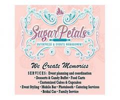 SugarPetals Events
