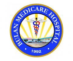Bulan Medicare Hospital - Care Desk Assistance
