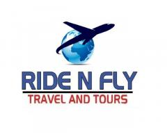 RIDE N FLY travel & tours